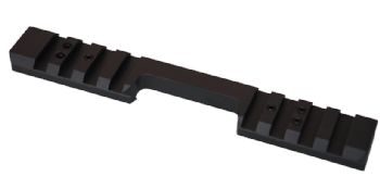 "Britannia Rails CZ452 453 3/8"" dovetail Picatinny Base Rail Adapter - Standard length"